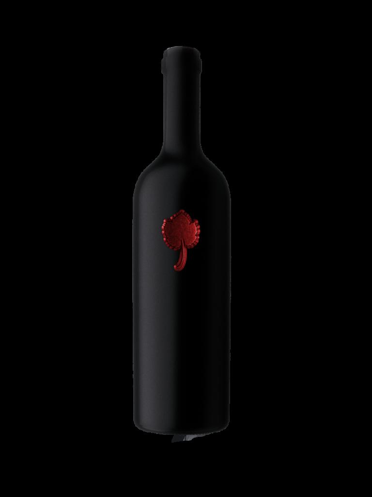 Botella cabernet sauvignon