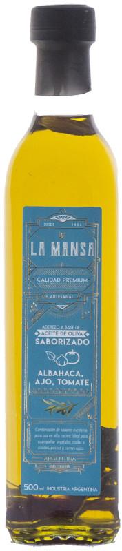 aceite mediterraneo La mansa